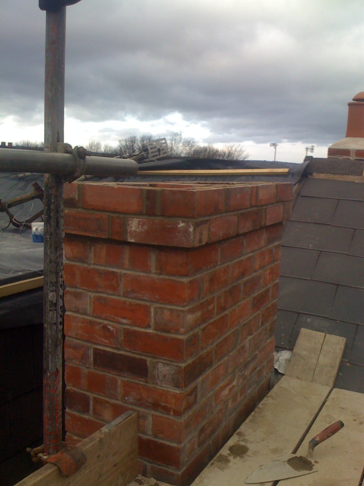 Roof Re-build Sheffield