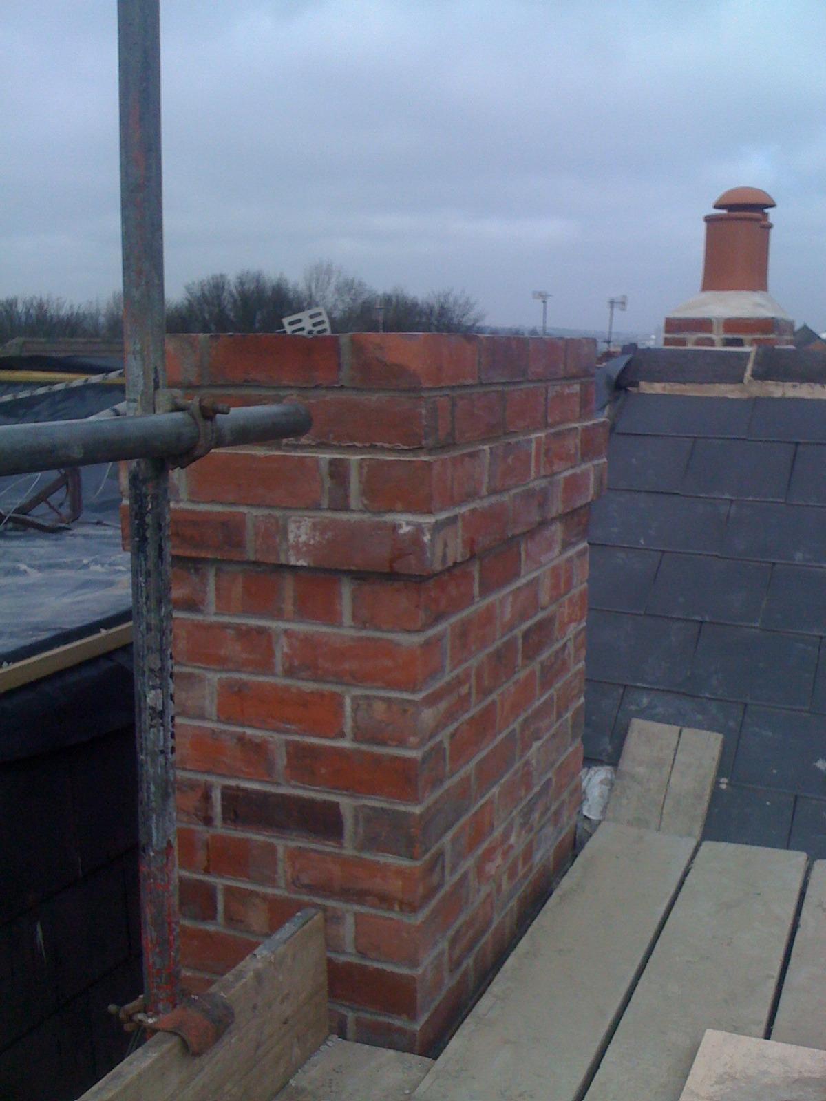 Chimney Repairs Sheffield
