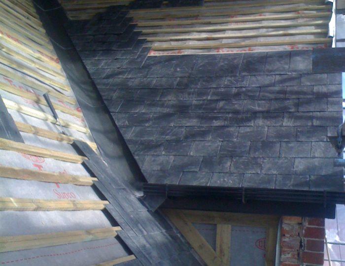 Slate Roofing Sheffield & Tilers