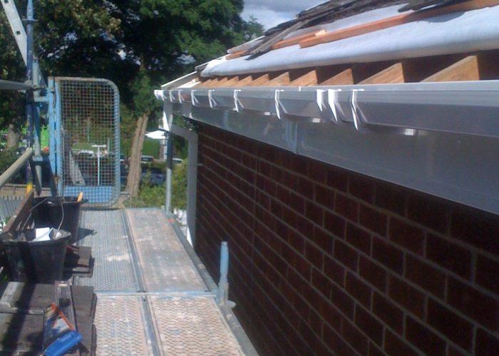 Roofline upvc, Ecclesfield, Sheffield