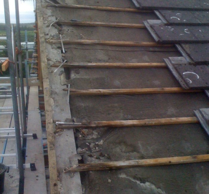 Roof Repairs Sheffield