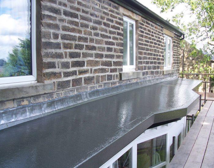 Fibreglass Roofing Dronfield
