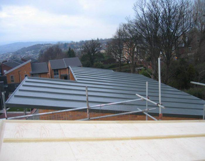 Fibreglass Main House Roofs, Gleeson Homes, Sheffield