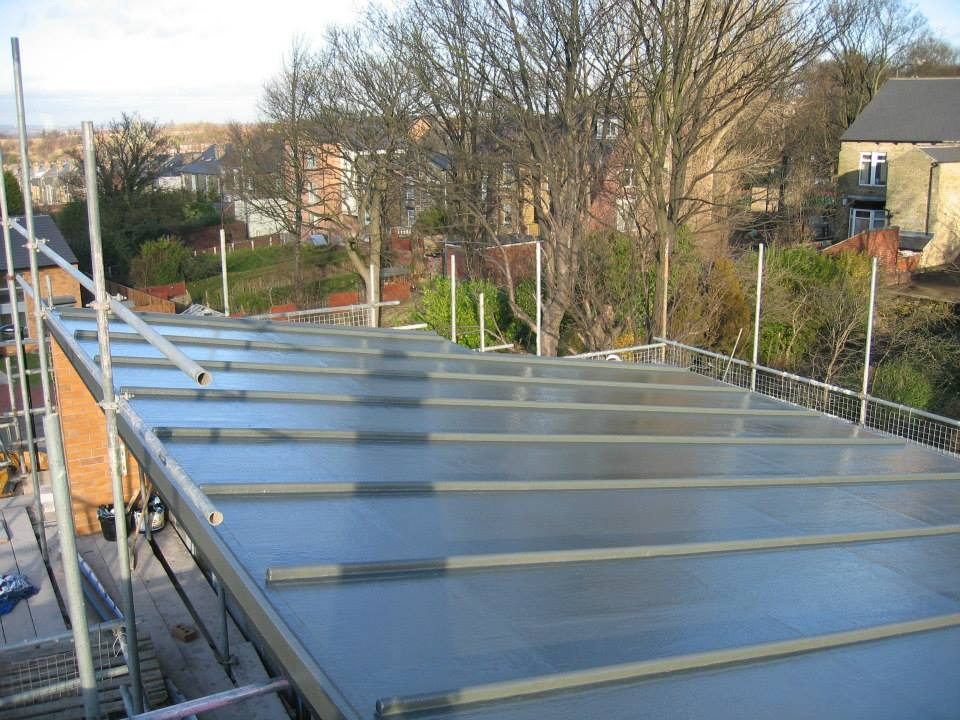 Fibreglass Roofing Sheffield (Norfolk Park)