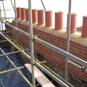 Chimney Re-build
