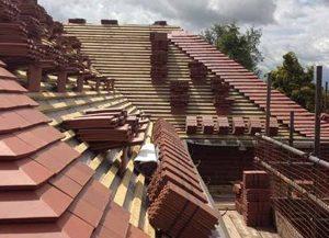 rosemary plain tile roofing