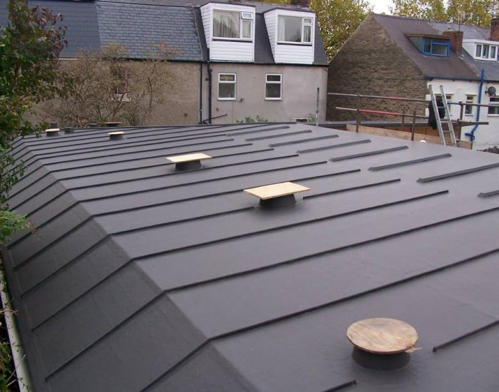 Flat Roofing Sheffield (Crookes)